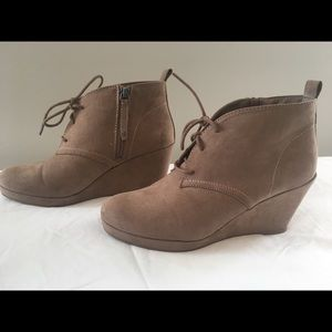 DV by Dolce Vita Shoes - DV Wedge Ankle Boots